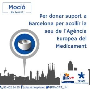 moció Agencia Europea Medicament